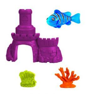 Splash Toys Poisson Robo fish avec château