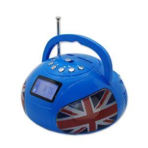 Teknofun 811163 - Mini boombox Bluetooth