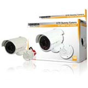König SEC-DUMMYCAM80 - Caméra de surveillance factice