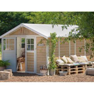 Grosfillex Sherwood - Abri de jardin 11m²