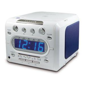 Metronic 477020 - Lecteur CD MP3 avec fonction radio-réveil