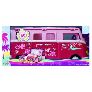 Simba Toys Steffi Love Camping-Car Hawaï