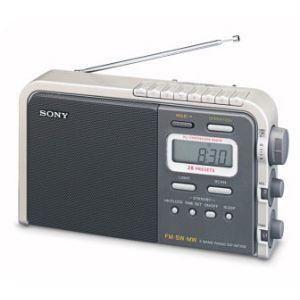 Sony ICF-M770L - Radio portable avec haut-parleurs