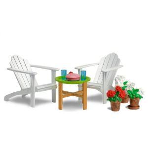 Lundby Meubles de jardin Smaland pour maison de poupée