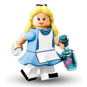 Lego Figurine Serie Disney : Alice