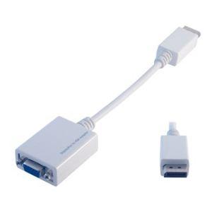 MCL Samar CG-294C - Convertisseur en câble DisplayPort mâle / VGA femelle