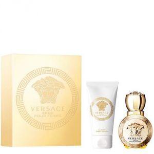 Versace Eros - Coffret eau de parfum et lait pour le corps