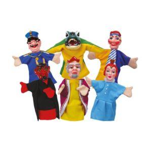 Easykado 6 marionnettes à main