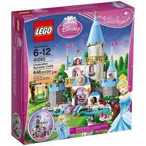 Lego 41055 - Disney Princesse : Le château romantique de Cendrillon