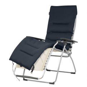 Lafuma Coussin matelassé pour chaise longue Futura Garden