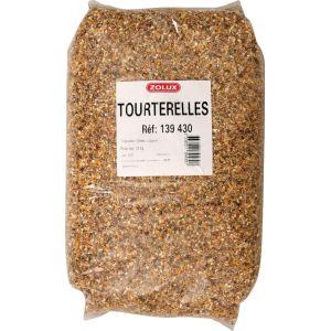 Zolux Mélange composé pour tourterelles (sac de 12kg)