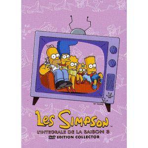 Les Simpson - Intégrale Saison 3