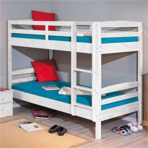 interlink lit superpos et s parable 90 x 190 cm comparer avec. Black Bedroom Furniture Sets. Home Design Ideas