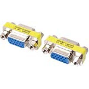 GCHD-FF15P - Mini changeur HD15 F/F (VGA)