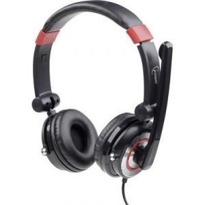 Gembird MHS-5.1-001 - Casque-micro filaire 5.1