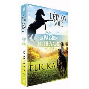Coffret La Passion des chevaux - L'étalon noir + Flicka