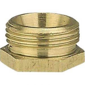 Gardena 7273-20 - Réducteur en laiton filetage ext. 47,9 mm (G 1 1/2) / filetage int. 42 mm (G 1 1/4)