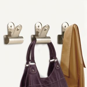Umbra Porte-manteaux design Clip en métal