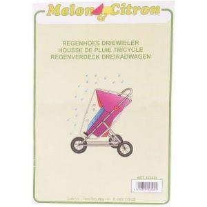 Quax 123425 - Housse de pluie Tricycle