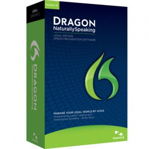 Dragon Naturallyspeaking Legal v12 pour Windows