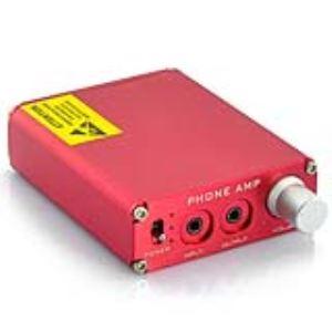 High-Tech Place Amplificateur sonore portable - 1500W Stéréo, batterie interne