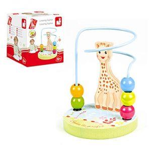 janod looping sophie la girafe comparer avec. Black Bedroom Furniture Sets. Home Design Ideas