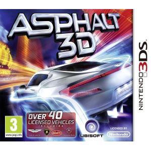 Asphalt 3D sur 3DS
