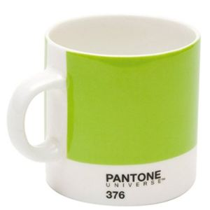 Whitbread Wilkinson Tasse à espresso Pantone en porcelaine (5,9 x 6 cm)