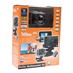 Rollei Bullet 4S : Caméscope étanche à carte mémoire