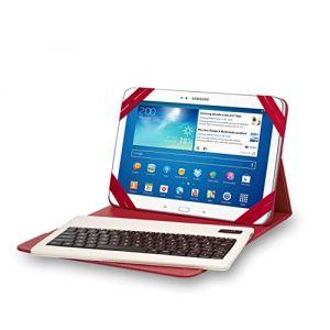 """WE WE0077 - Etui Clavier Bluetooth pour Tablette 10"""""""