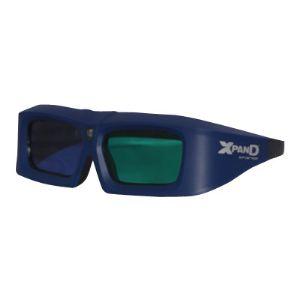 xpand EDUX 3 - Lunettes 3D actives DLP Link