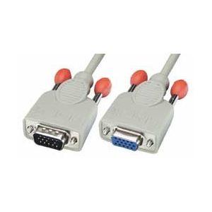 Lindy 31544 - Rallonge VGA 15 pins HD m/f 1 m.