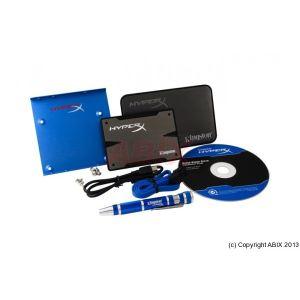 "Kingston SH100S3B/240G - Disque SSD HyperX 240 Go 2.5"" SATA lll (Upgrade Bundle Kit)"