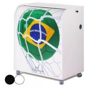 Simmob Bureau multimédia sur roulettes Equipe du Brésil de football