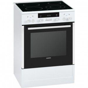 Siemens HA854220F - Cuisinière vitrocéramique 4 foyers