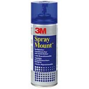 Scotch Colle aerosol Spray-Mount 400ml