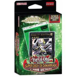 Konami Carte à collectionner Yu-Gi-Oh! : Super Deck de démarrage - V pour Victoire