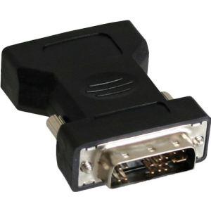 Inline 17780 - Adaptateur DVI-A DVI 12+5 M à VGA 15HD F