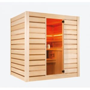 Holl's HL-EC04 - Sauna à vapeur Eccolo
