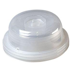 Eda Plastiques 3 Cloches pour mico-ondes en plastique