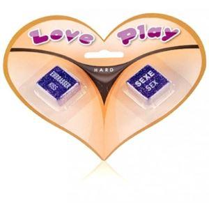 Jeu de dés érotiques Love Play Hard