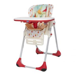 Chicco Chaise haute Polly 2 en 1 (2015)