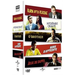 Coffret George Clooney - 5 Films