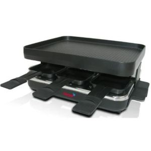 Harper RG 2 - Raclette Grill' 6 personnes