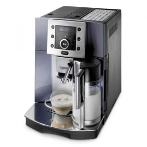 delonghi perfecta esam 5500 m expresso avec broyeur comparer avec. Black Bedroom Furniture Sets. Home Design Ideas