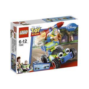 Lego 7590 - Toy Story : La course en voiture de Buzz et Woody