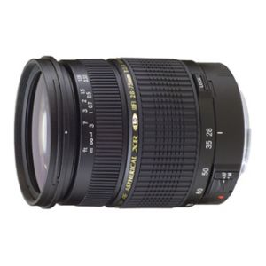 Tamron AF 28-75mm f/2.8 SP XR Di LD : Téléobjectif macro, monture Canon