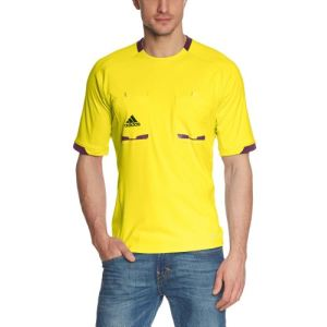 Adidas X19640 - Maillot arbitre manches courtes