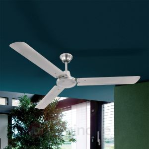 Globo 0312 - Ventilateur de plafond avec interrupteur mural 3 pales