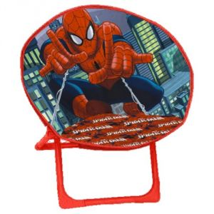 Room Studio SM7419 - Fauteuil lune Spiderman
